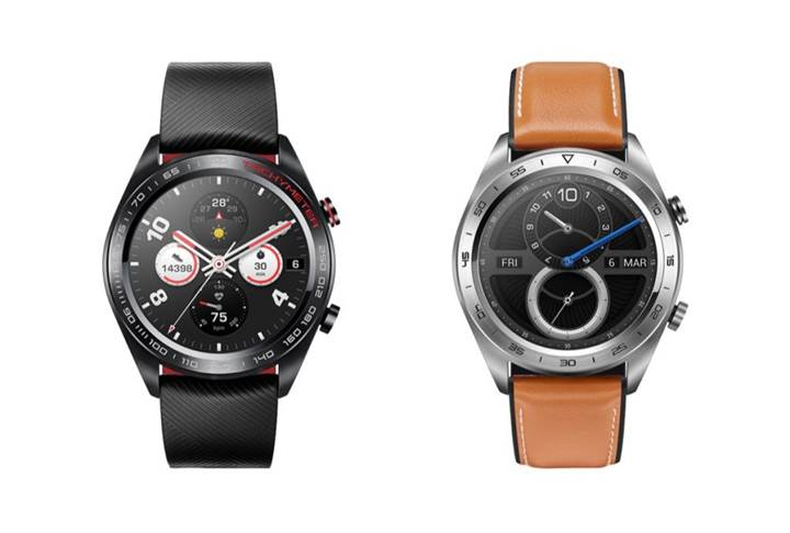 Honor Magic Watch akilli saati tanitildi104698 0 - Đồng hồ Huawei Honor Watch Magic