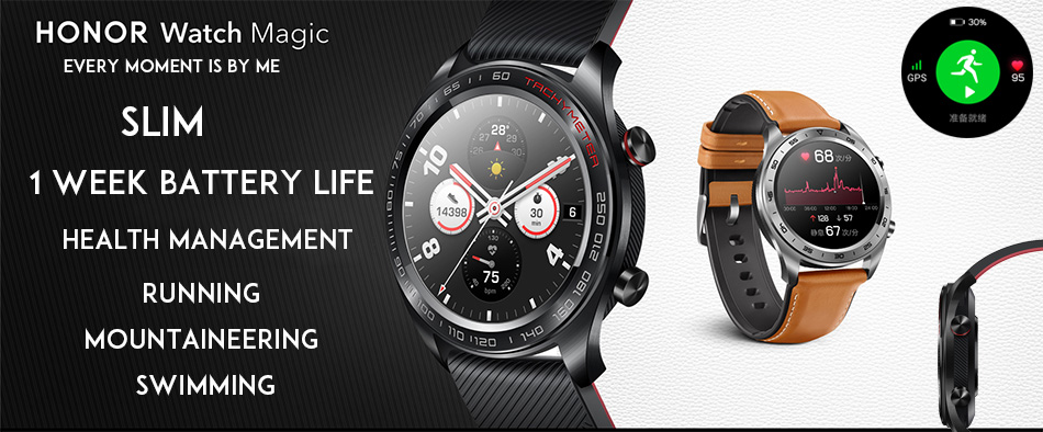 Huawei Honor Watch Magic Smartwatch 1 - Đồng hồ Huawei Honor Watch Magic