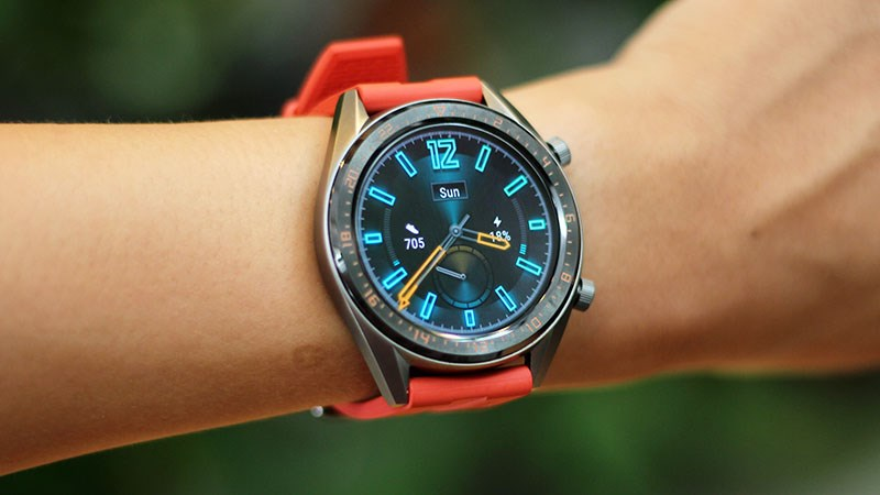 anh chup dong ho huawei watch gt active edition chinh hang 4 - Đồng hồ thông minh Huawei Watch GT Active Edition chính hãng